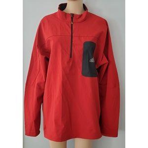 Adidas 2005 Red Jacket Size 2XL
